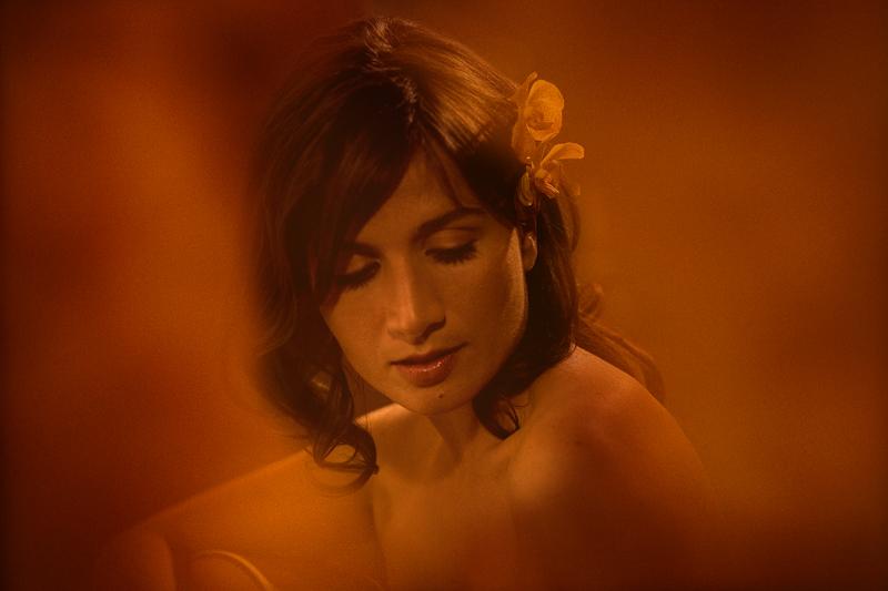 <p>Chiara Civello<br /> Universal Italy Records</p>