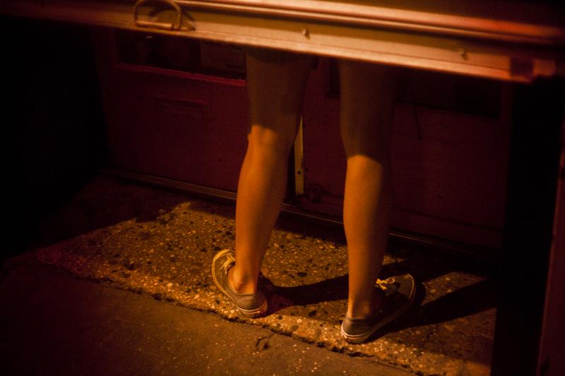 <p>Legs on Ludlow St. NYC</p>